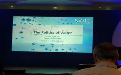Sensors for Water Interest Group (SWIG) Biennial Conference, 25 -26 September 2019, Nottingham, UK