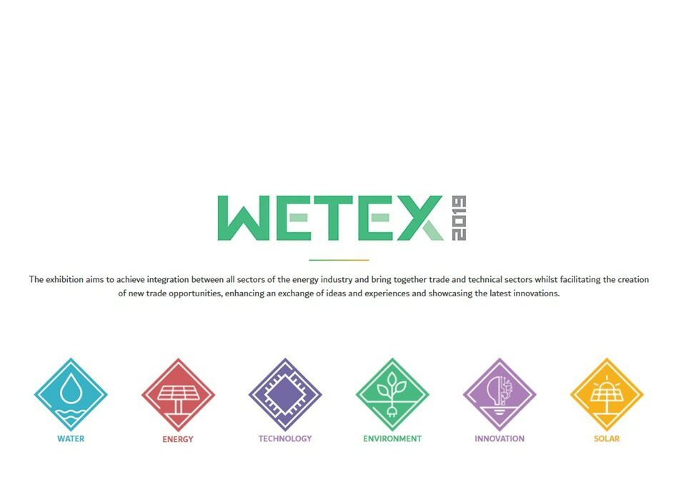 TelLab at WETEX 2019, Dubai