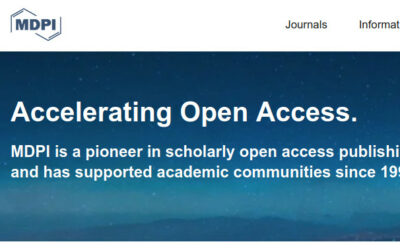 Paper published in the Water JCR Journal