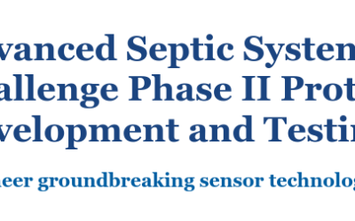 Advanced Septic System Nitrogen Sensor Challenge